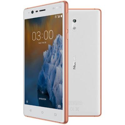 Nokia 3 cobre