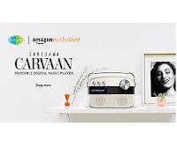 Rs 5990 for Saregama Carvaan Portable Digital Music Player