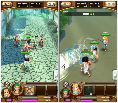 One Piece Treasure Cruise Mod Apk Terbaru