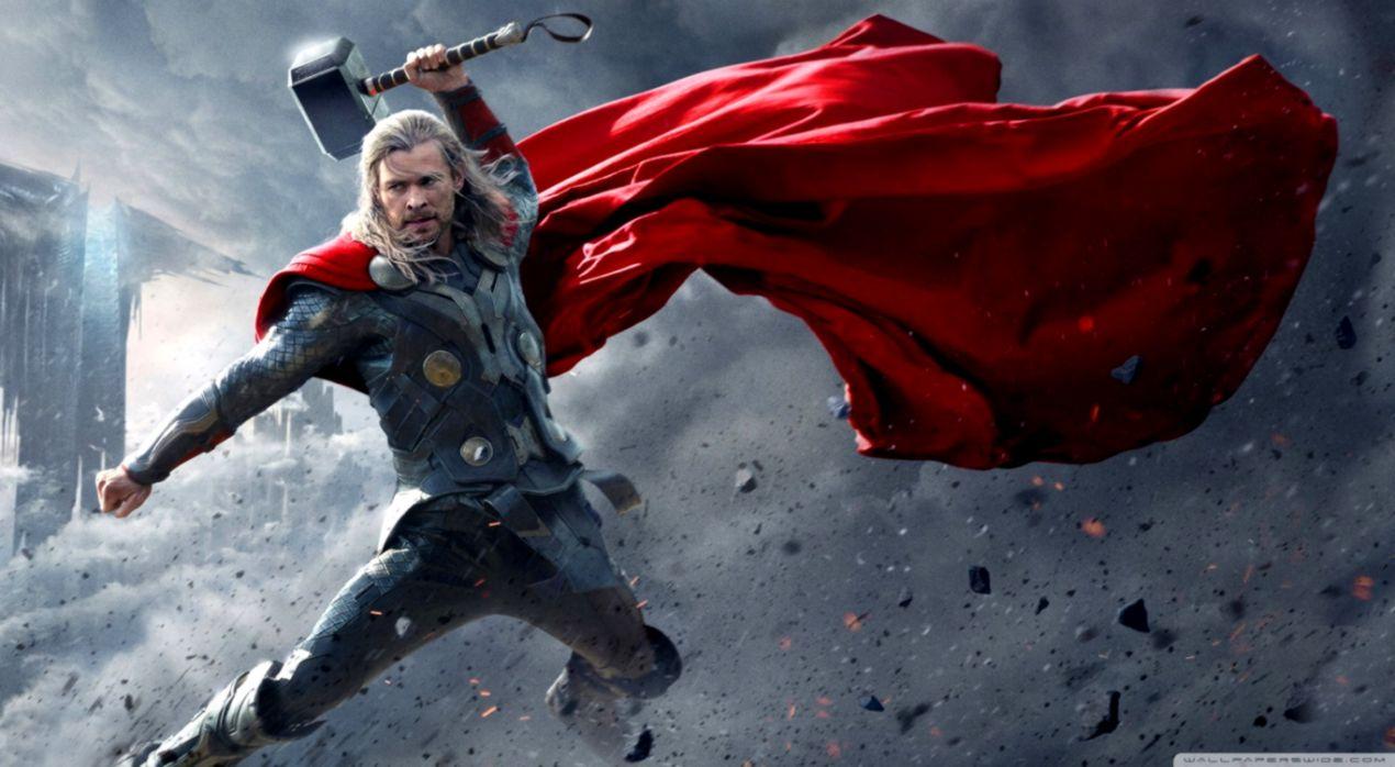 Thor 2 The Dark World Hd Wallpaper Nababan Wallpapers