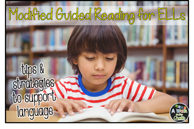 "Modified Guided Reading with ELLs: A guest post at ""Minds in Bloom."""