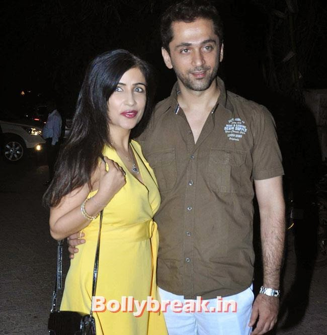 Shibani Kashyap with her husband  Rajeev Roda