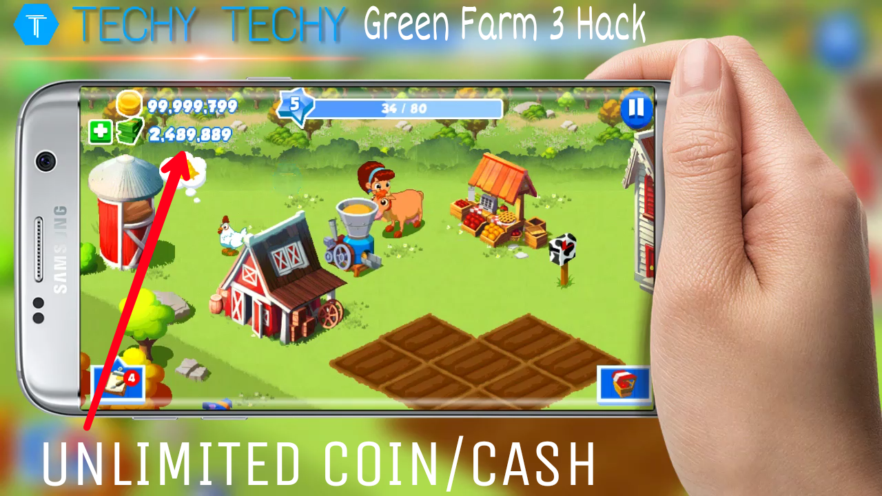 Green farm 3 apps on google play.
