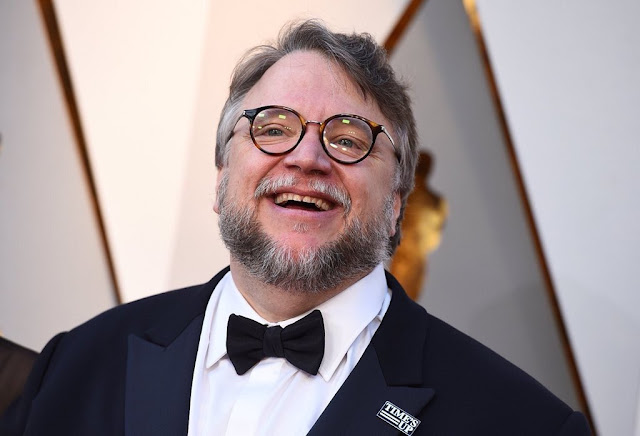 guillermo del toro se lleva un oscar como mejor director por shape of water