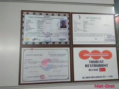 Tempat Makan Makanan Halal Busan Korea Star Kebab Harga