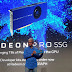 Placa de vídeo AMD Radeon PRO SSG  1TB