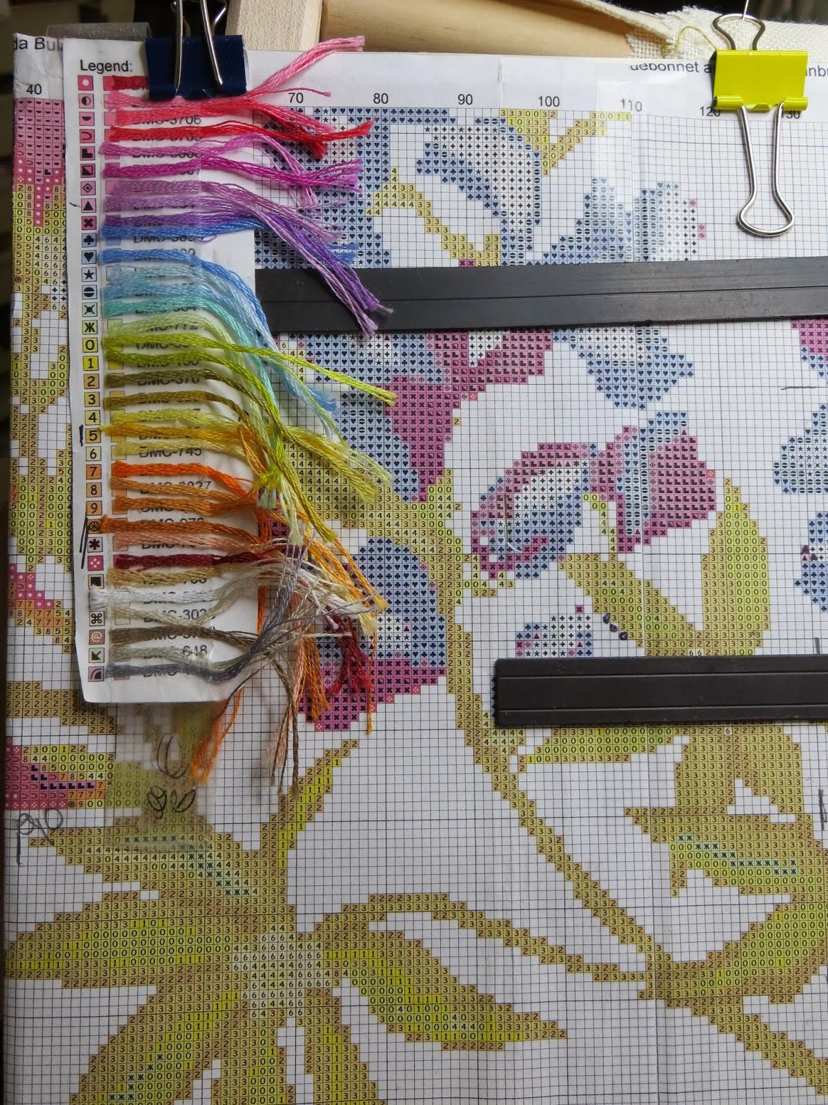 Melinda\'s Cutting Garden: Addicted To Stitching
