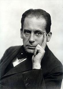Walter Gropius, founder of the Bauhaus