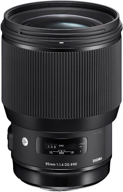 Second best portrait lens - the Sigma 85mm ART