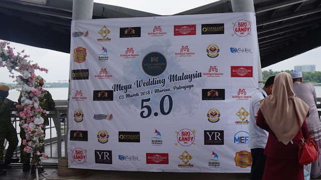 Siti Jamu Mall Wedding, RM500k Sponsors, Top Wedding Sponsors, Wedding of The Year, Siti Jamu Mall, Wedding