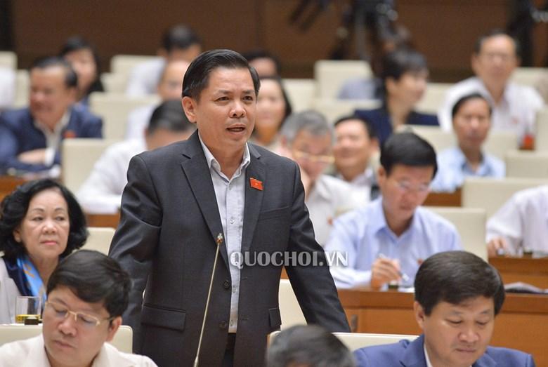 """Bộ trưởng GTVT """"quên"""" trả lời về trách nhiệm liên quan đường cao tốc Đà Nẵng - Quảng Ngãi?"""