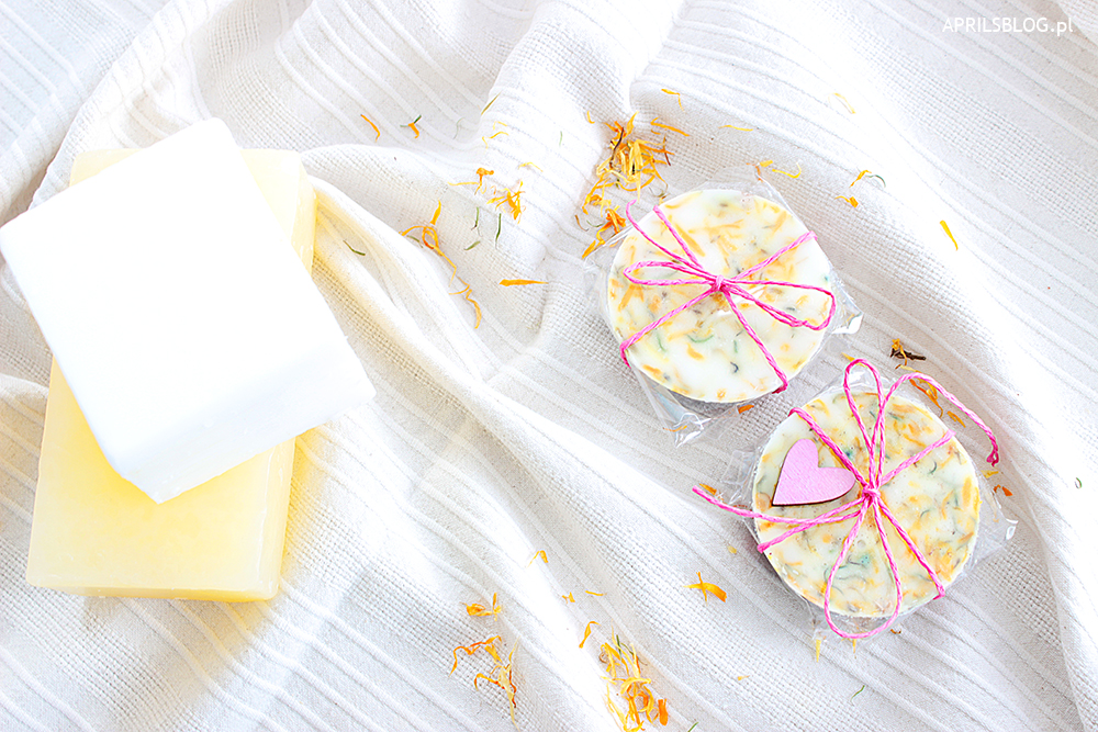 mydło glicerynowe ręcznie robione