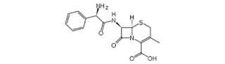 Cephalexin ialah antibiotik yang sanggup mengobati sejumlah infeksi basil Cephalexin