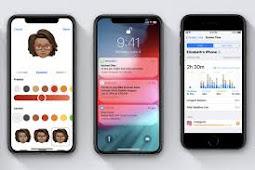 Apple Memperkenalkan Pembaharuan iOS12 Pada Ajang WWDC 2018