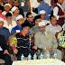 Puluhan Ribu Penuhi Stadium Dengar Ceramah Dr. Zakir Naik
