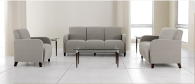 Siena Series Lounge Furniture by Lesro