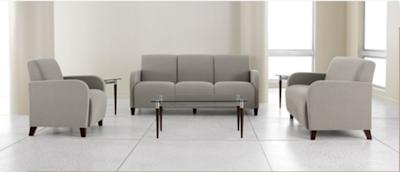 Siena Series Lounge Furniture by Lesro