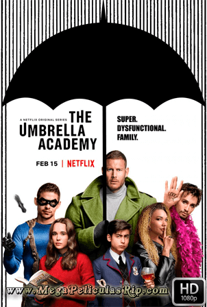 The Umbrella Academy Temporada 1 [720p] [Latino-Ingles] [MEGA]