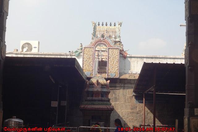 Mangadu Kamakshi Amman Temple