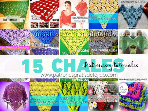 los-mejores-chales-para-tejer-crochet-tricot