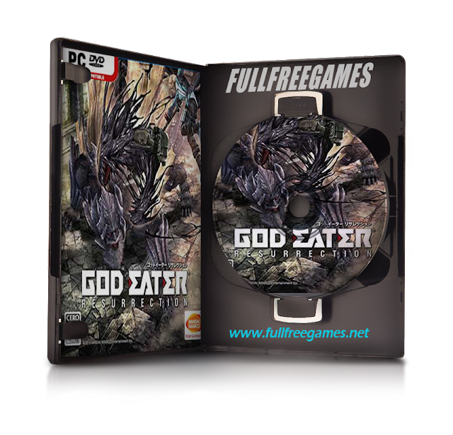 God Eater Resurrection Free Download Full Version