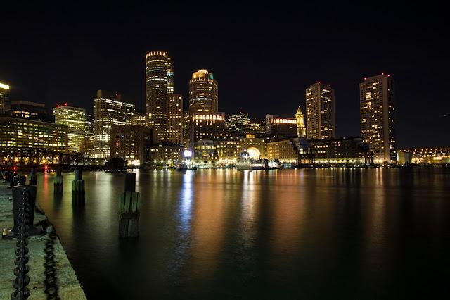 Seaport district-Boston