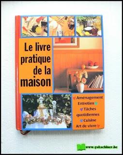 bricoler à la maison, un excellent livre