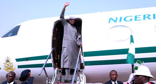 Buhari Off To London For His Third Medical Trip