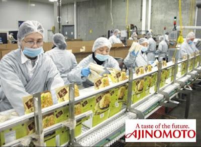 Lowongan Kerja SMA SMK D3 S1 Jobs : Operator Produksi PT Ajinomoto Bakery Indonesia