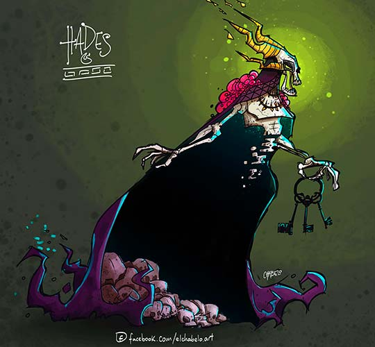 Ilustración de Daniel Bustillos Costales