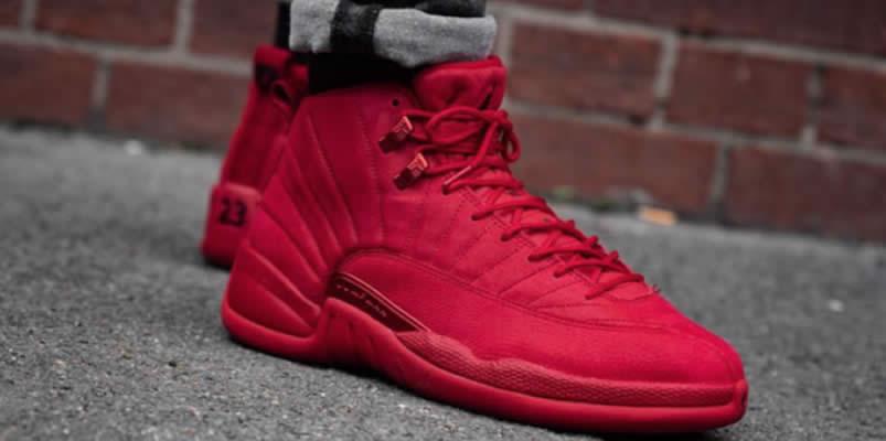 brand new 68354 8d91f AnpKick Brand Street Footwear: Air Jordan 12 'Gym Red' 2018 ...