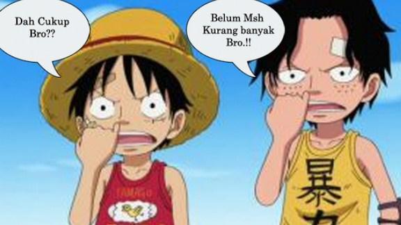 Kumpulan Gambar Dan Koleksi Foto Lucu One Piece Terbaru