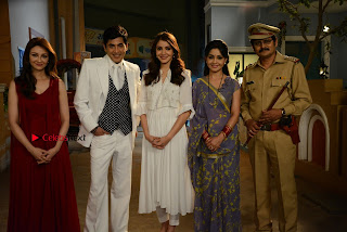 Saumya Tandon Aasif Sheikh Anushka Sharma Shubhangi Atre and Rohitash Gaud on the sets on Bhabhi Ji Ghar Par Hai  0005.JPG