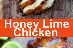 Honey Lime Chicken