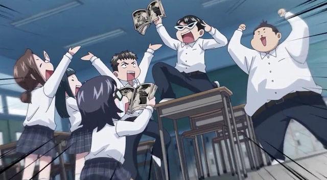 Download Keppeki Danshi! Aoyama-kun Episode 6