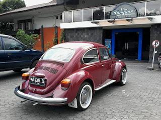 Dijual Sayang VW Kodok Koleksi Pribadi - JOGJA