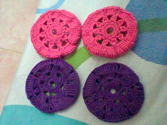 Crochet Earpad for Headsets