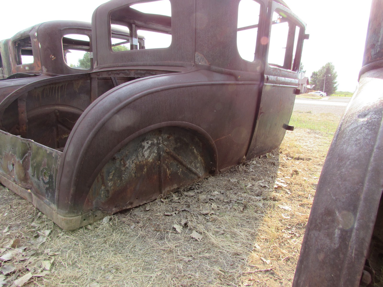For sale 1930 31 ford coupe body this is a very straight car it does have some minor lower rust in the doors and rear quarters the sub rails are very
