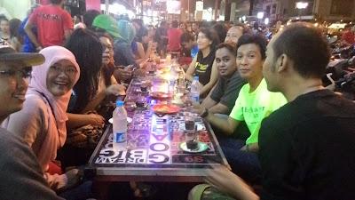 Pontianak Menarik Karena Wisata Warung Kopi Terbesar di Indonesia