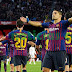 Barcelona golea al Madrid con triplete de Suárez