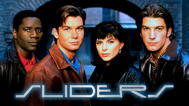 Sliders - 1995-2000 TV series
