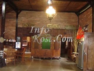 luxury ethnic house of java
