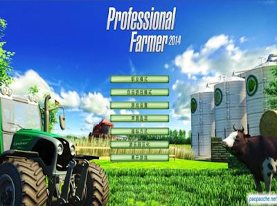 職業農場(Professional Farmer),強大的農牧場模擬經營!