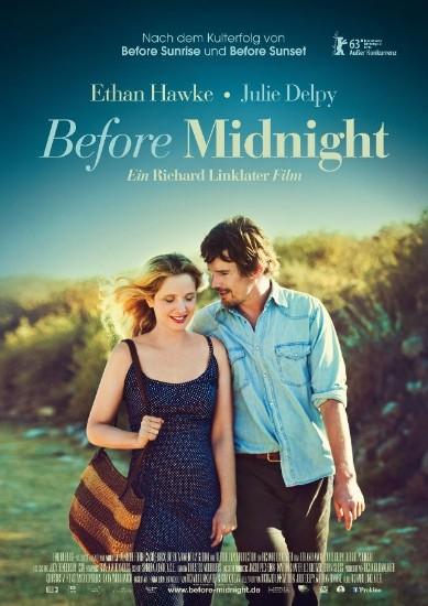 "Cine: ""Antes del Anochecer"" (Before Midnight)"