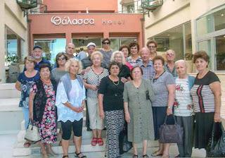 Το Σωματείο Συνταξιούχων Ο.Α.Ε.Ε. Ν. Πιερίας στο πλευρό των συνταξιούχων του Νομού μας για τις λουτροθεραπείες τους