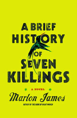 A Brief History of Seven Killings by Marlon James - book cover
