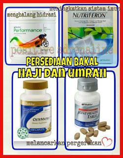 Vitamin untuk mengerjakan umrah