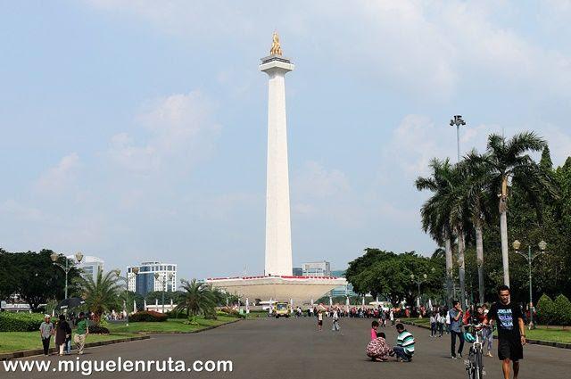 Plaza-Merdeka-Monas-Yakarta
