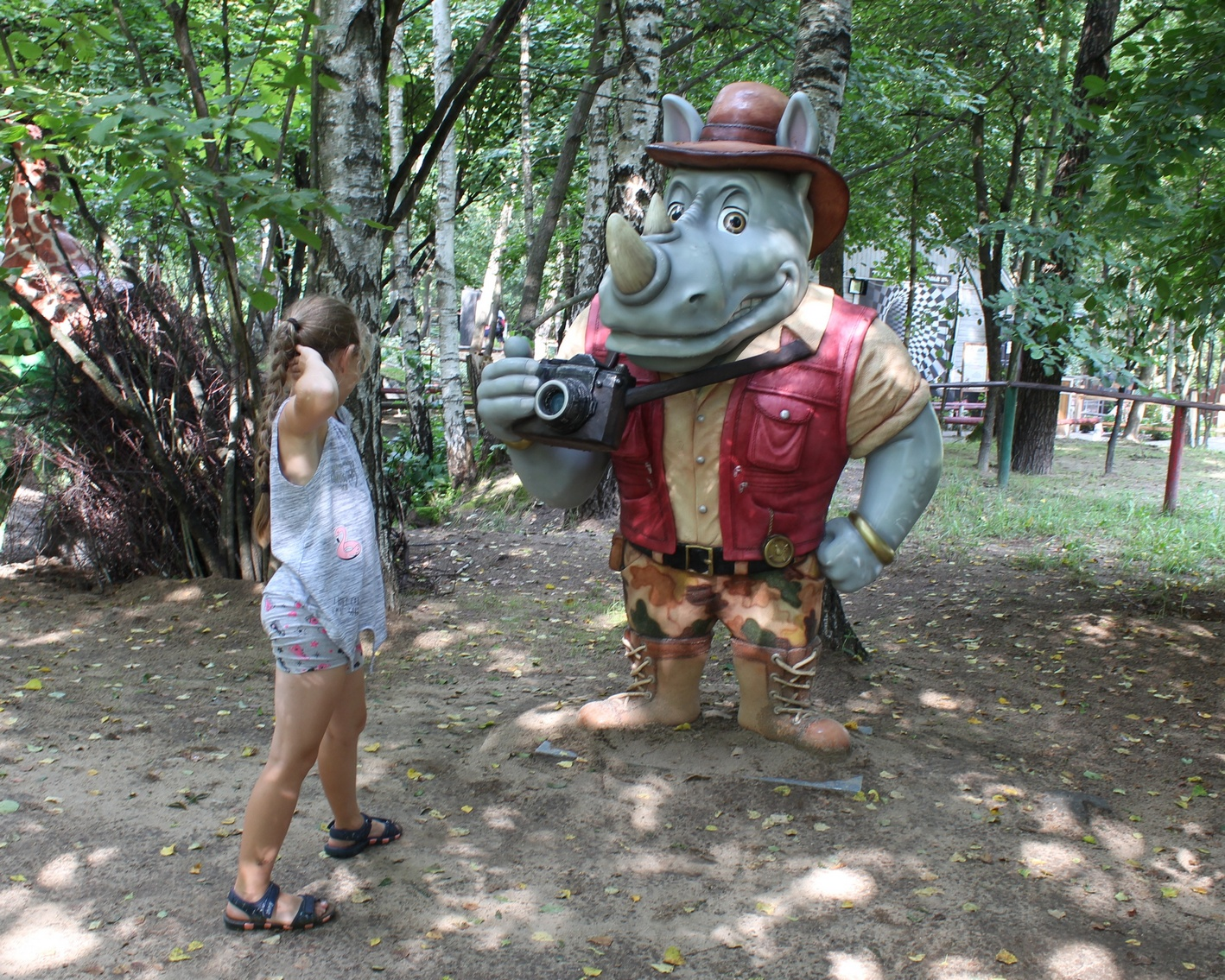 Farma Iluzji, miejsce idealne na wycieczkę z dziećmi