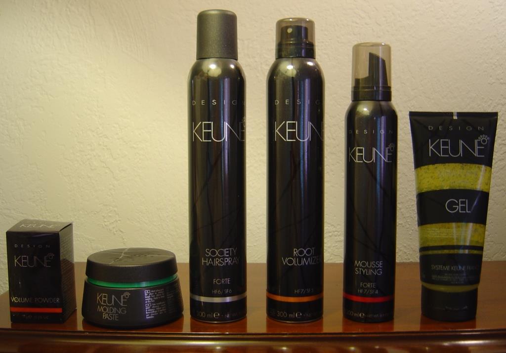 Keune 6 Design hair styling products.jpeg